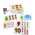 Игра с карточками «Цифры»