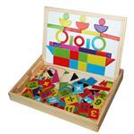 Игра «Мозаика магнитная в коробке»№2
